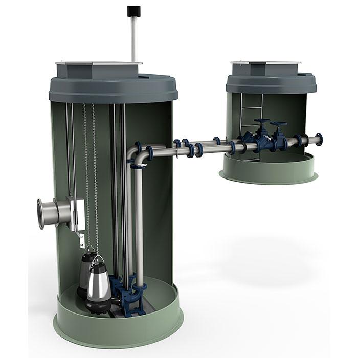 Pumping Station Creator